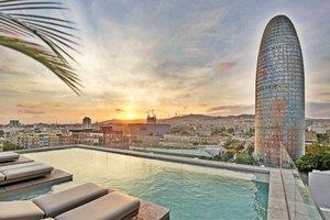 Coronavirus y turismo: en Barcelona solo están abiertos 1 de cada 4 hoteles