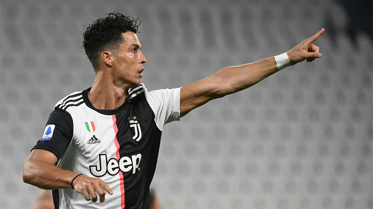 Cristiano Ronaldo, primer jugador en conseguir 50 goles en Inglaterra, España e Italia