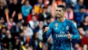 Cristiano Ronaldo verá aumentado su contrato en el Real Madrid