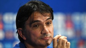 Dalic habló sobre la importancia de Dani Olmo en el fútbol croata