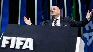 La FIFA ha actualizado los derechos de formación