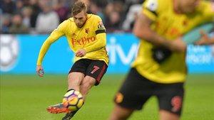 Gerard Deulofeu se destapó en Cardiff