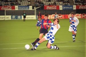 8. Gerard Piqué 1999-2000