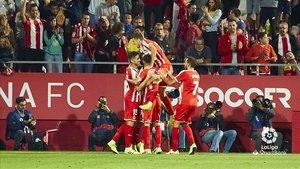 El Girona tiene grandes aspiraciones de ascender esta temporada