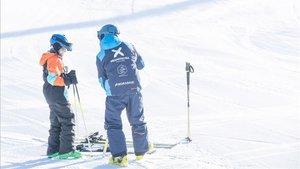 Grandvalira cuenta con una Escuela de Esquí y Snowboard y más de 700 instructores
