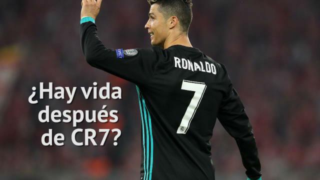 ¿Hay vida después de Cristiano Ronaldo?
