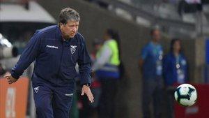 Hernán Bolillo Gómez tuvo fuertes declaraciones después del partido ante Japón