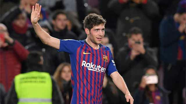 El hombre de las remontadas culminó una maravilla de Messi con el 4-0