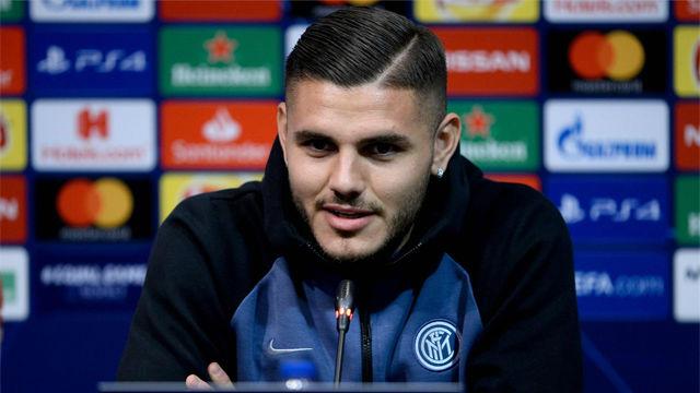 Icardi: Tuve ofertas, pero no me planteo salir del Inter