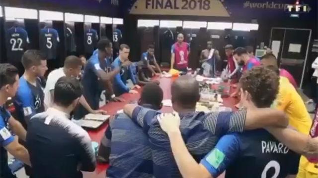 Me da igual que juegue Messi, vamos a ganar el Mundial. La brutal arenga de capitán Pogba