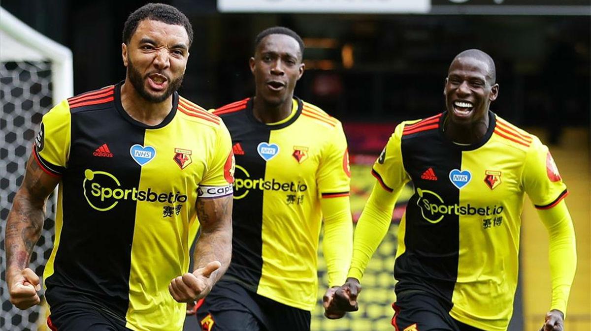Importante victoria del Watford frente al Newcastle (2-1)