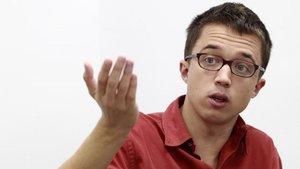 Íñigo Errejón sorprende en una entrevista afirmando que negociaría con VOX