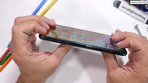 El iPhone 11 Pro Max es puesto a prueba