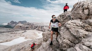 Jan Margarit cuarto puesto en la Dolomyths Run Skyrace
