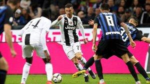 Juventus-Inter será uno de los duelos más apasionantes esta temporada