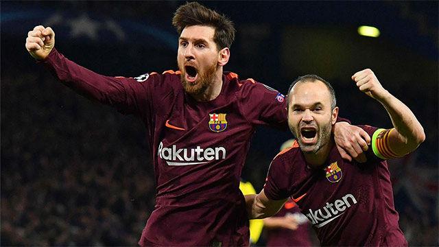 LACHAMPIONS FCB | Chelsea - FC Barcelona (1-1)