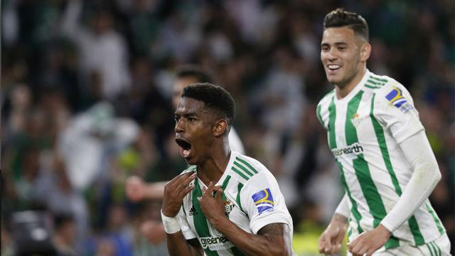 LALIGA   Betis - Las Palmas (1-0)