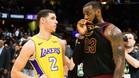 Lebron James dio toda una lección ante los Lakers