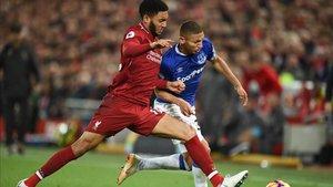 Liverpool y Everton se enfrentarán en la tercera ronda de la FA Cup