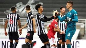 Los aficionados del Newcastle United han recaudado más de 21.900 euros