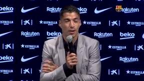 Luis Suárez explica por qué ha elegido el Atlético de Madrid