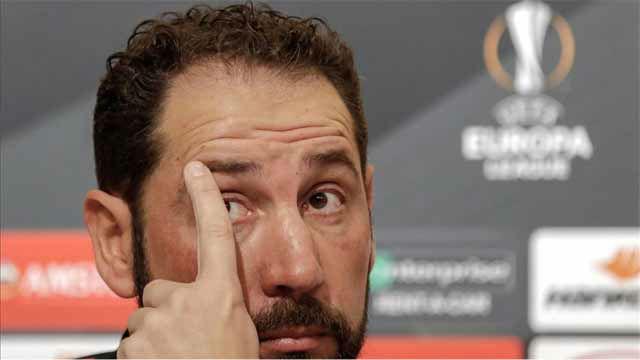 Machín: Nos enfrentamos al equipo más competitivo de las últimas temporadas