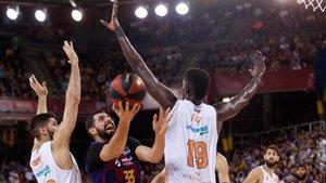 Mirotic es una de las grandes bazas del Barça en Euroliga
