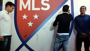 La MLS no quiere ceder a los jugadores a sus selecciones