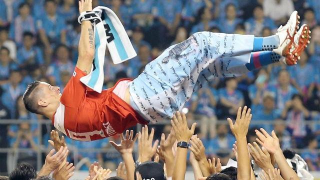 El mundo del fútbol despide a Fernando Torres