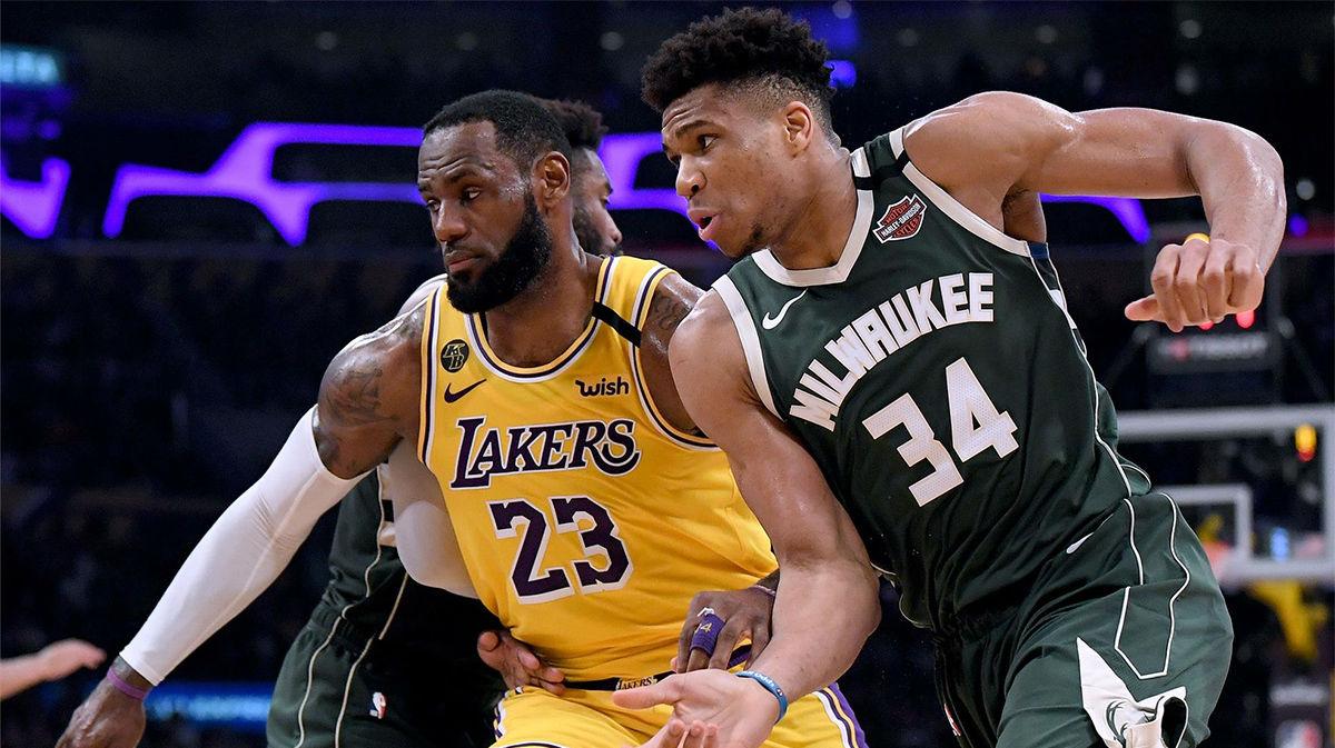 MVP 2020: LeBron vs Giannis