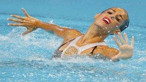 La nadadora olímpica Ona Carbonell ha sido madre por primera vez