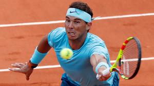 Nadal volvió a ganar en Roland Garros