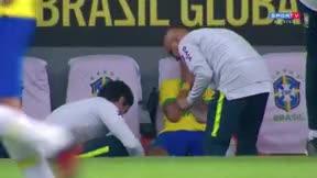Neymar vuelve a caer lesionado y se perderá la Copa América