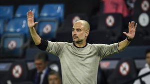 Pep Guardiol volvió a ser el verdugo del Real Madrid