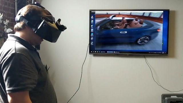 Se presentan en vídeo las gafas VRgineers XTAL con una resolución 5K