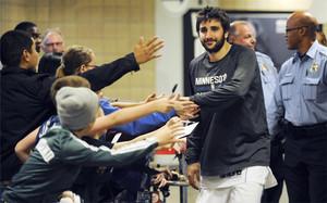 Ricky buscará un nuevo contrato en la NBA.