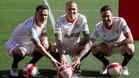 Roque Mesa, Sandro y Layún podrían debutar ante el Eibar