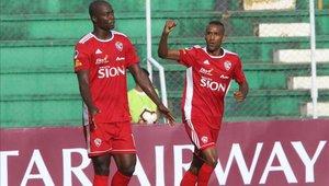 Royal Pari, de la mano de Thiago Ribeiro, consiguió clasificar a la segunda fase de la Copa Sudamericana