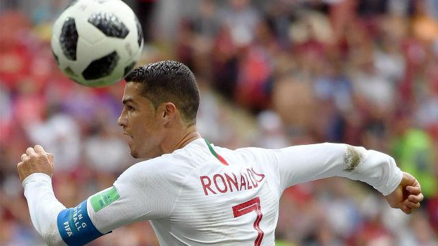 Cristiano bate a Puskás como máximo goleador europeo a nivel internacional