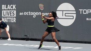 Serena, en su regreso a las pistas en Lexington