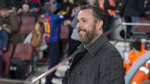 Sergio González evitó analizar la posible cesión de Take Kubo al Valladolid