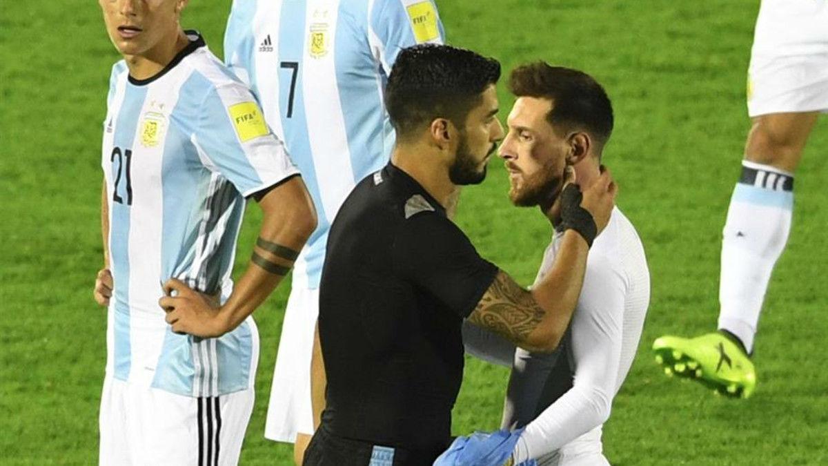 Uruguay - Argentina (0-0)