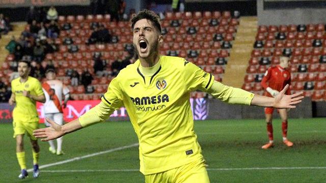 El Villarreal espera al final para eliminar al Rayo de la Copa