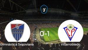 El Villarrobledo pasa a la siguiente ronda de los playoff (0-1)