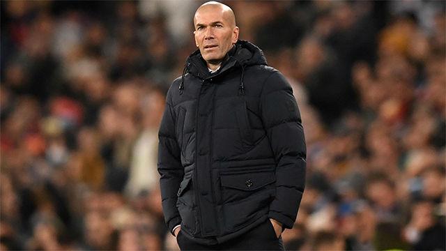 Zidane: Espero que los pitos a Bale no se produzcan toda la temporada