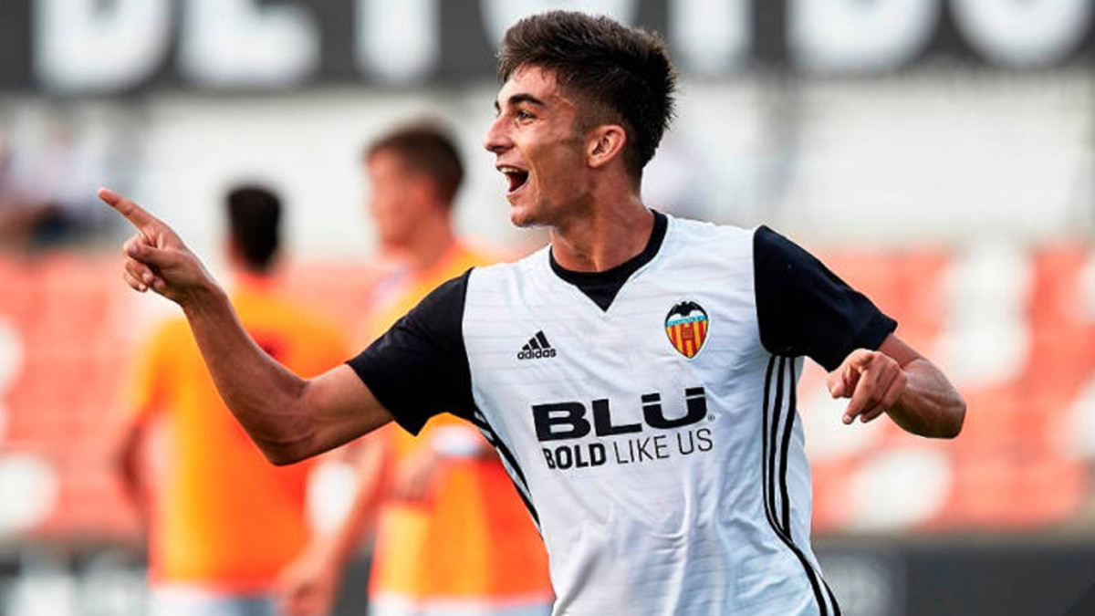 Barcelona and madrid battling it out for valencia starlet - Orts valencia ...