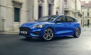 El Ford Focus alcanza su cuarta generación