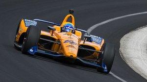 Fernando Alonso solo pudo marcar el 31º mejor tiempo