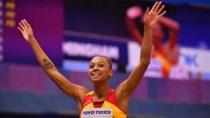Ana Peleteiro consiguió la medalla de bronce