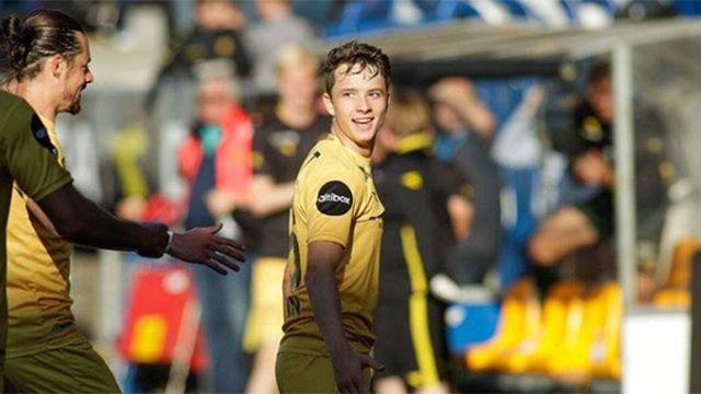 Así juega Hakon Evjen, el centrocampista noruego que siguen manchester City y Manchester United